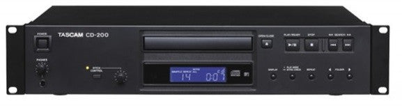 Tascam CD200 CD Player