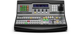 Blackmagic Design 1 & 2 ATEM Broadcast Panel