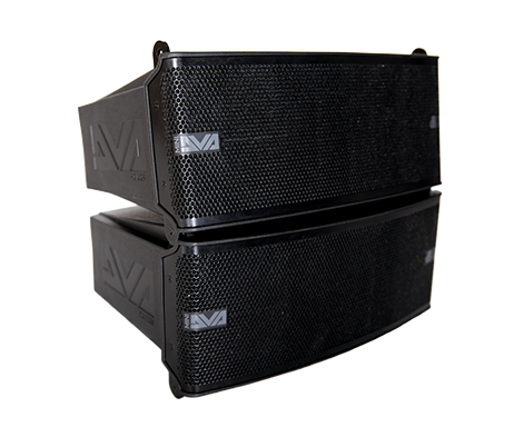 db Technologies DVA 2-Way Active Master Line Array Module