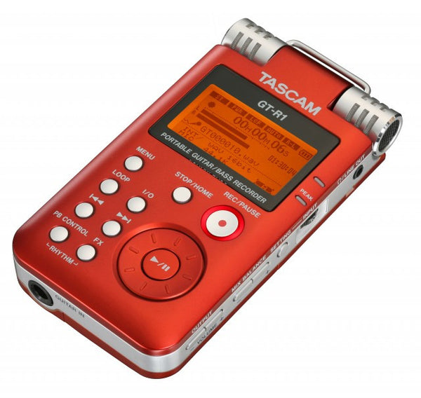 Tascam GT-R1 Guitar Audio Recorder
