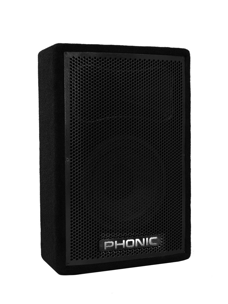 Phonic ASK-10	100W RMS PASSIVE 10 2-WAY STAGE SPKR CAB - new!
