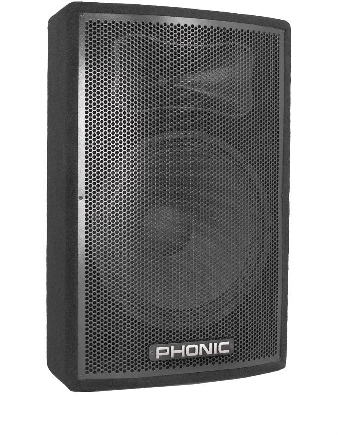 Phonic ASK-15	200W RMS PASSIVE 15 2-WAY STAGE SPKR CAB - new!