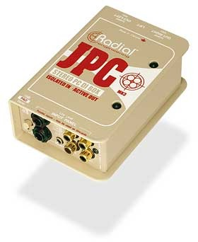 Radial JPC PC DI Box