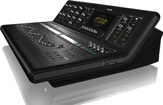 Midas M32 Digital Audio Console
