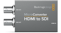 Blackmagic Micro Converters - new!
