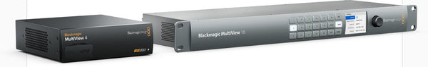 Blackmagic Multiview 4/16 - new!