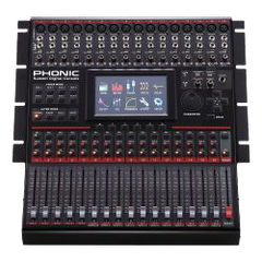 Phonic Summit Digital Mixing Console