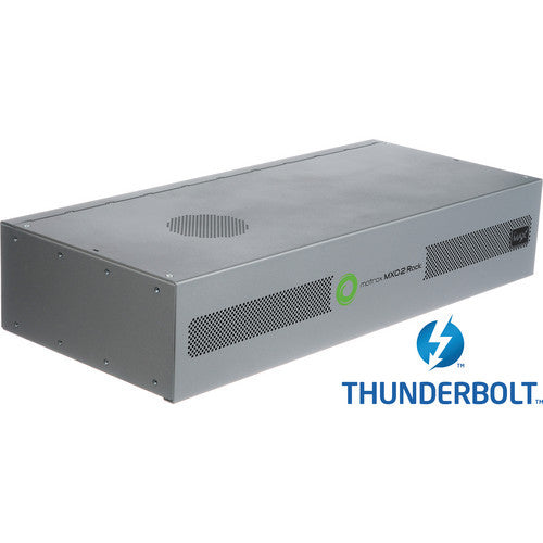 Matrox MXO2 Rack with MAX (Thunderbolt)