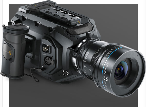 Blackmagic URSA Mini - new!