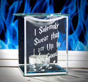 Solomnly Swear I Am Up To No Good Wax Melter / Oil Burner