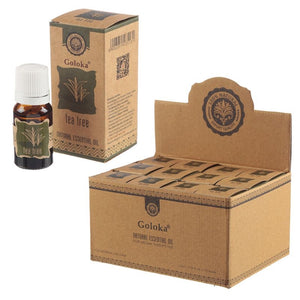 Goloka Natural Essential Oil Tea Tree (For Humidifier Diffusers)