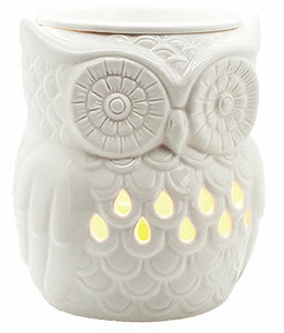 Airpure Electric Wax Melter - Owl 14cm