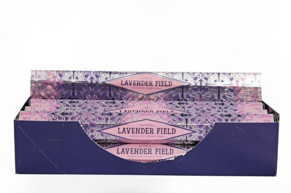Lavender Field Incense Sticks