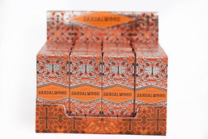 Scented Sandalwood Incense Oil 10ml