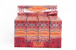 Patchouli Scented Incense Oil 10ml