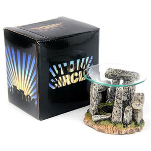 DUE JANUARY-Stonehenge Wax Melter / Oil Burner