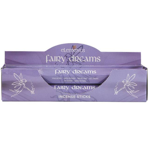 Elements Fairy Dreams Incense Sticks