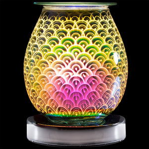 DUE OCTOBER Touch Sensitive Round Aroma Lamp - Orbs