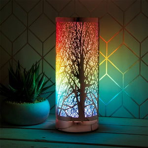 DUE OCTOBER Desire Aroma Touch Lamp Rainbow