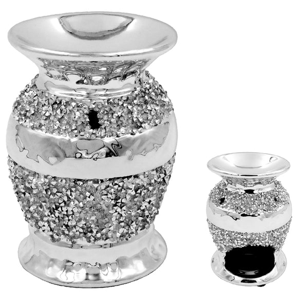 Silver Millie Oil / Melt Burner