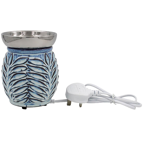 Ceramic Leaf Electric Burner