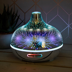 DUE OCTOBER Desire Humidifier With Bluetooth Speaker - Sparkle