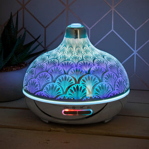 Desire Humidifier With Bluetooth Speaker - Fan
