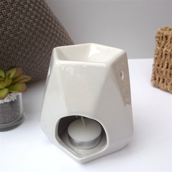 Picasso Ceramic Wax Melter - Light Grey