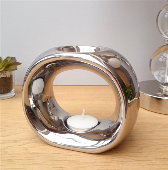 Olympic Ceramic Wax Melter - Chrome