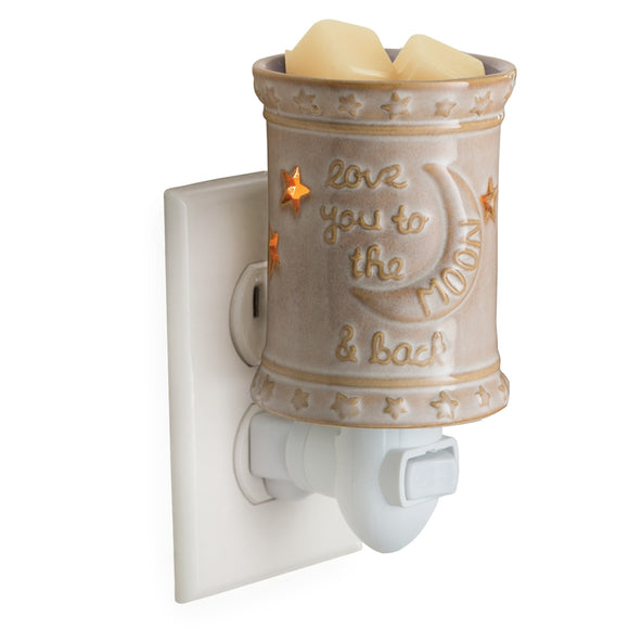 RETURNING NEXT YEAR 15W Plug-In Ceramic Warmer - Love You To The Moon