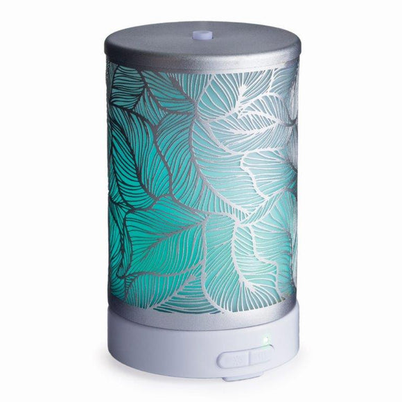 Colour Changing Ceramic Aromatherapy Humidifier - Leaf