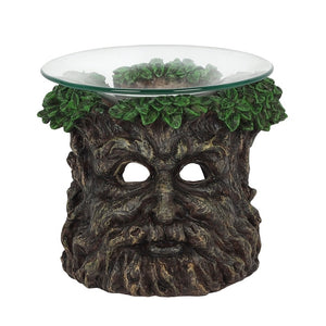 Green Man Oil Burner 10cm