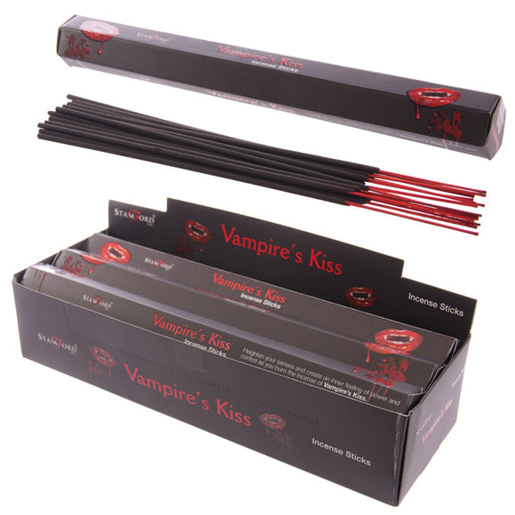 Vampires Kiss Incense Sticks