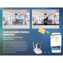 Load image into Gallery viewer, UL-tech Wireless IP Camera CCTV Security System Home Monitor 1080P HD WIFI,Audio & Video > CCTV - Yochi Tech