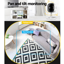 Load image into Gallery viewer, UL-TECH 1080P Wireless IP Camera CCTV Security System Baby Monitor White,Audio & Video > CCTV - Yochi Tech
