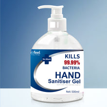 Load image into Gallery viewer, Relifeel Hand Sanitiser 3L 500mL x6 72% Alcohol Sanitizer Gel Instant Wash,Health & Beauty > Personal Care - Yochi Tech