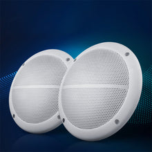 Load image into Gallery viewer, Giantz 2 x 6.5inch 2 Way Outdoor Marine Speakers,Audio & Video > Speakers - Yochi Tech
