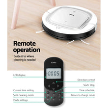 Load image into Gallery viewer, Eureka Robot Robotic Vacuum Cleaner Auto-Recharge Remote Control,Appliances > Vacuum Cleaners - Yochi Tech