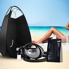 Load image into Gallery viewer, Spray Tan Machine Solution Tent Kit Spray Gun HVLP Sunless ABSX30,Health & Beauty > Spray Tan - Yochi Tech