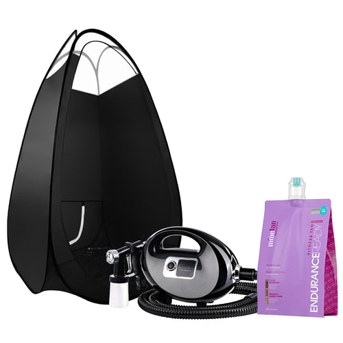 Spray Tan Machine Solution Tent Kit Spray Gun HVLP Sunless Endurance,Health & Beauty > Spray Tan - Yochi Tech