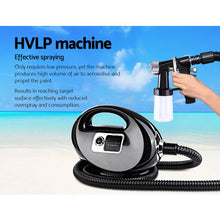 Load image into Gallery viewer, Professional Spray Tan Machine Sunless Tanning Gun Kit HVLP System Black,Health & Beauty > Spray Tan - Yochi Tech