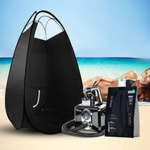 Load image into Gallery viewer, Alba. Spray Tan Machine Solution Spray Tan Tent Kit Sunless HVLP System,Health & Beauty > Spray Tan - Yochi Tech