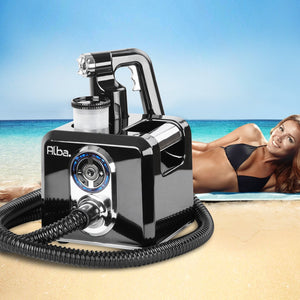 Professional Spray Tan Machine Gun - Black,Health & Beauty > Spray Tan - Yochi Tech
