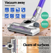 Load image into Gallery viewer, Devanti 120W Cordless Stick Vacuum Cleaner,Appliances > Vacuum Cleaners - Yochi Tech