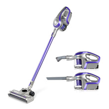 Load image into Gallery viewer, Devanti Cordless Stick Vacuum Cleaner - Purple & Grey,Appliances > Vacuum Cleaners - Yochi Tech