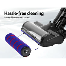 Load image into Gallery viewer, Devanti Cordless Handstick Vacuum Cleaner Head- Black,Appliances > Vacuum Cleaners - Yochi Tech