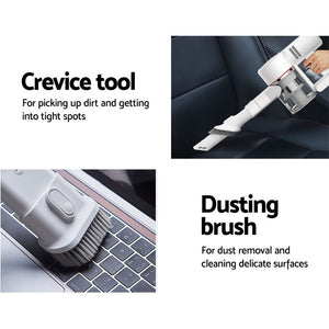 Dreame V9 Handheld Vacuum Cleaner Cordless Stick Handstick Vac Bagless 400W,Appliances > Vacuum Cleaners - Yochi Tech