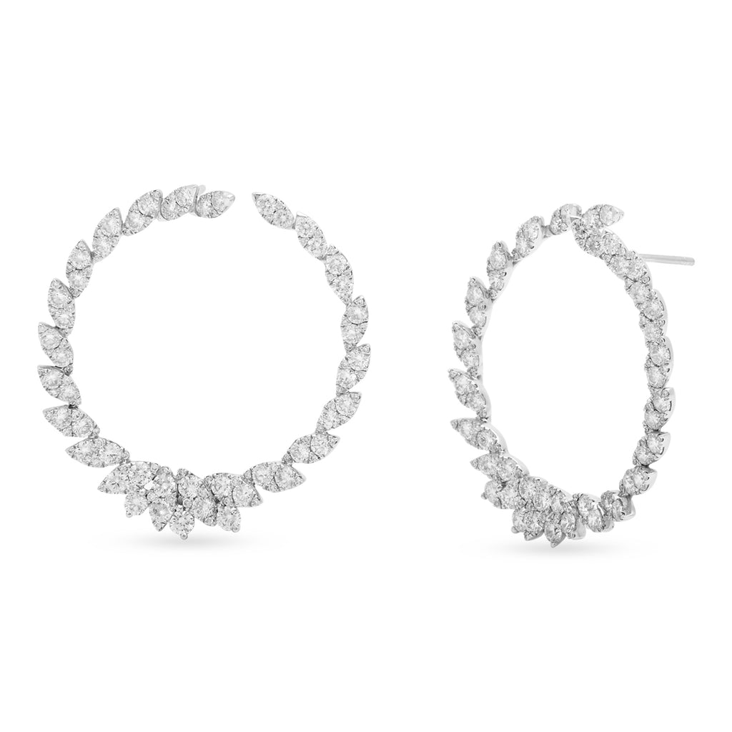 Cornelia Twist Earrings