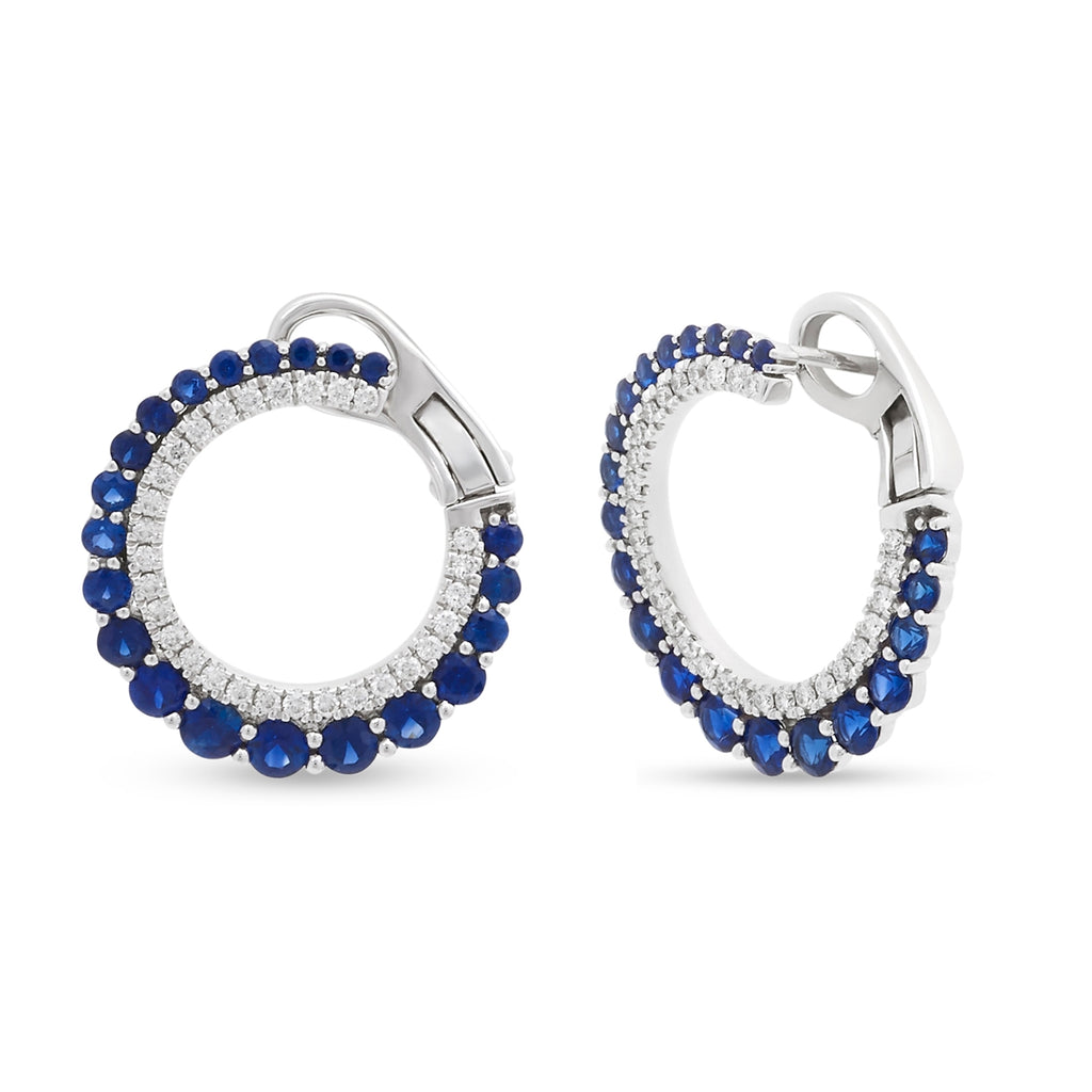 Diana Twist Earrings