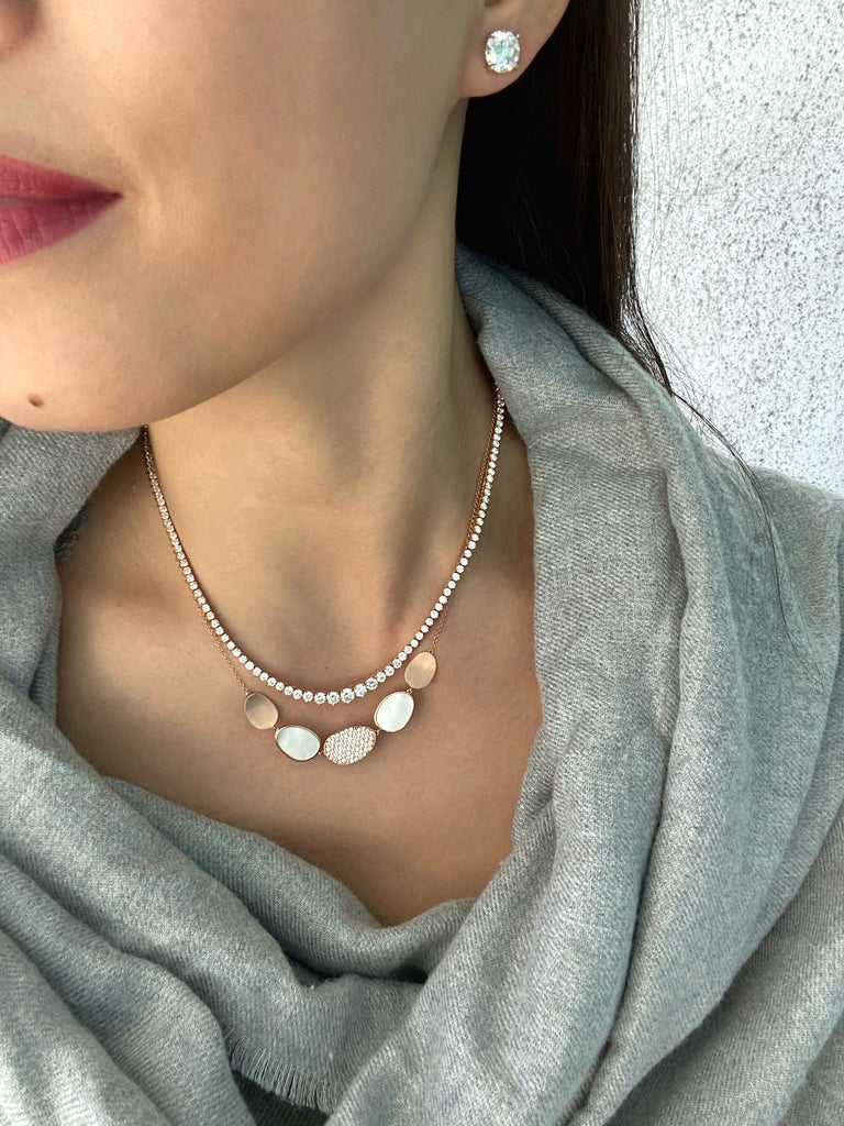Whorl Necklace
